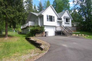 Main Photo: 548 RACING Road in Quesnel: Quesnel - Town House for sale (Quesnel (Zone 28))  : MLS®# R2174258