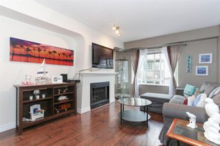 "Photo 1: 97 8775 161 Street in Surrey: Fleetwood Tynehead Townhouse for sale in ""BALLANTYNE"" : MLS®# R2177359"