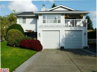 Photo 1: 956 161A Street in South Surrey White Rock: Home for sale : MLS®# F1227191