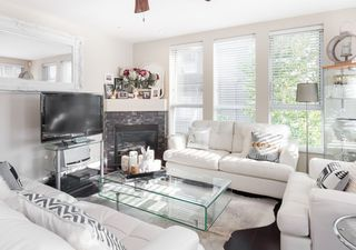 Photo 4: 303 2626 ALBERTA Street in Vancouver: Mount Pleasant VW Condo for sale (Vancouver West)  : MLS®# R2216835