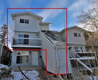 Photo 2: 3 3820 PARKHILL Place SW in Calgary: Parkhill House for sale : MLS®# C4145732