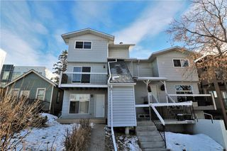 Main Photo: 3 3820 PARKHILL Place SW in Calgary: Parkhill House for sale : MLS®# C4145732