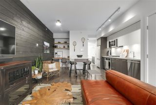 "Photo 1: 423 GREAT NORTHERN WAY in Vancouver: Mount Pleasant VE Townhouse for sale in ""CANVAS"" (Vancouver East)  : MLS®# R2260120"