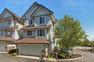 "Main Photo: 8 20582 67 Avenue in Langley: Willoughby Heights Townhouse for sale in ""Bakerview Estates"" : MLS®# R2260623"