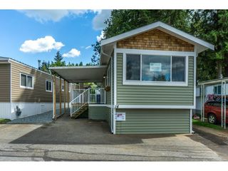 """Photo 20: 14 24330 FRASER Highway in Langley: Otter District Manufactured Home for sale in """"LANGLEY GROVE ESTATES"""" : MLS®# R2263420"""