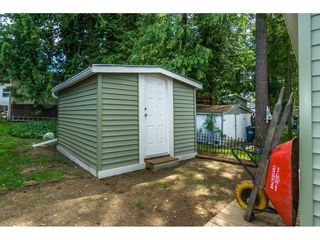 """Photo 19: 14 24330 FRASER Highway in Langley: Otter District Manufactured Home for sale in """"LANGLEY GROVE ESTATES"""" : MLS®# R2263420"""