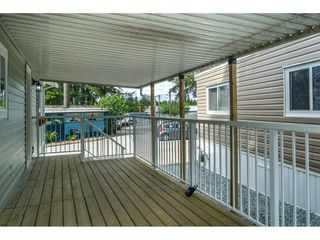 """Photo 16: 14 24330 FRASER Highway in Langley: Otter District Manufactured Home for sale in """"LANGLEY GROVE ESTATES"""" : MLS®# R2263420"""