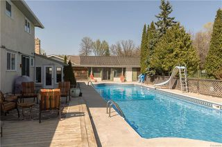 Photo 15: 15 Paradise Bay in Winnipeg: Charleswood Residential for sale (1F)  : MLS®# 1810483