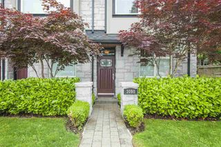 """Photo 1: 3098 LAUREL Street in Vancouver: Fairview VW Townhouse for sale in """"THE LAUREL"""" (Vancouver West)  : MLS®# R2281515"""
