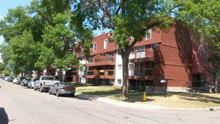 Main Photo: 308 10555 93 Street in Edmonton: Zone 13 Condo for sale : MLS®# E4120789