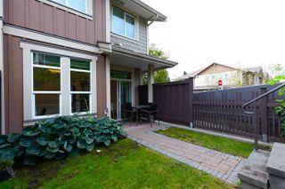 "Photo 19: 15 5771 IRMIN Street in Burnaby: Metrotown Townhouse for sale in ""MACPHERSON WALK WEST"" (Burnaby South)  : MLS®# R2306295"