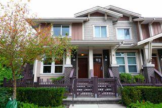 "Photo 2: 15 5771 IRMIN Street in Burnaby: Metrotown Townhouse for sale in ""MACPHERSON WALK WEST"" (Burnaby South)  : MLS®# R2306295"