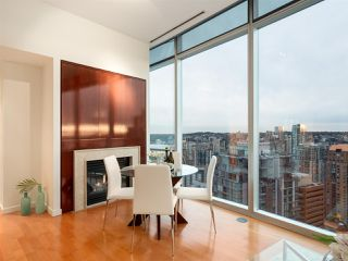 """Photo 4: 3106 938 NELSON Street in Vancouver: Downtown VW Condo for sale in """"ONE WALL CENTRE"""" (Vancouver West)  : MLS®# R2313633"""