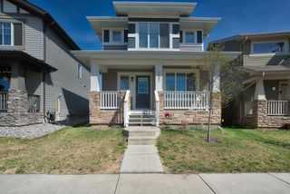 Main Photo: 555 Allard Boulevard in Edmonton: Zone 55 House for sale : MLS®# E4132894