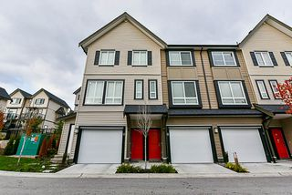Photo 1: 32 14555 68 Avenue in Surrey: East Newton Townhouse for sale : MLS®# R2321726