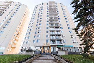 Main Photo: 1204 12121 Jasper Avenue NW in Edmonton: Zone 12 Condo for sale : MLS®# E4138620
