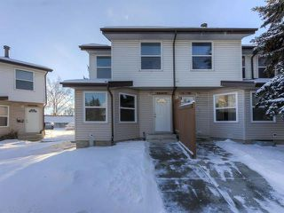 Main Photo:  in Edmonton: Zone 16 Townhouse for sale : MLS®# E4139219