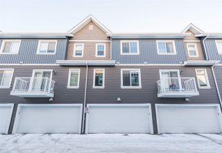 Photo 4: 18 4050 SAVARYN Drive SW in Edmonton: Zone 53 Townhouse for sale : MLS®# E4139895