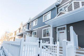 Photo 3: 18 4050 SAVARYN Drive SW in Edmonton: Zone 53 Townhouse for sale : MLS®# E4139895