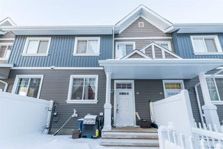 Photo 2: 18 4050 SAVARYN Drive SW in Edmonton: Zone 53 Townhouse for sale : MLS®# E4139895