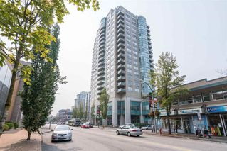 "Photo 1: 1105 612 SIXTH Street in New Westminster: Uptown NW Condo for sale in ""The Woodward"" : MLS®# R2332796"