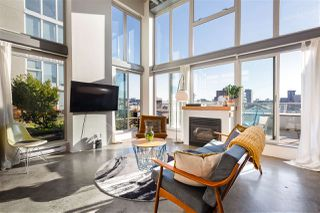 Main Photo: 609 289 ALEXANDER Street in Vancouver: Hastings Condo for sale (Vancouver East)  : MLS®# R2338985