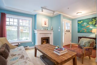 Main Photo: 1969 W 15TH Avenue in Vancouver: Kitsilano Townhouse for sale (Vancouver West)  : MLS®# R2341306