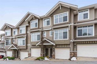 "Photo 1: 63 11282 COTTONWOOD Drive in Maple Ridge: Cottonwood MR Townhouse for sale in ""The Meadows at Verigin's Ridge"" : MLS®# R2341677"