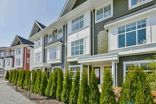 Main Photo: 82 27735 ROUNDHOUSE Drive in Abbotsford: Aberdeen Townhouse for sale : MLS®# R2345421