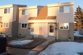 Photo 1: 5803 Riverbend Road in Edmonton: Zone 14 Townhouse for sale : MLS®# E4148541