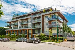 Main Photo: 407 1327 DRAYCOTT Road in North Vancouver: Lynn Valley Condo for sale : MLS®# R2379400