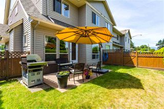 "Photo 18: 8 45377 SOUTH SUMAS Road in Sardis: Sardis West Vedder Rd Townhouse for sale in ""Southfield"" : MLS®# R2381656"