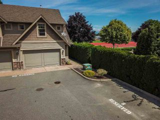 "Photo 1: 8 45377 SOUTH SUMAS Road in Sardis: Sardis West Vedder Rd Townhouse for sale in ""Southfield"" : MLS®# R2381656"