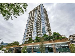 "Photo 1: 2305 608 BELMONT Street in New Westminster: Uptown NW Condo for sale in ""Viceroy"" : MLS®# R2385516"