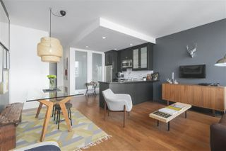 "Main Photo: 501 919 STATION Street in Vancouver: Strathcona Condo for sale in ""The Left Bank"" (Vancouver East)  : MLS®# R2405163"