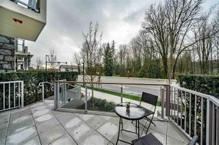 "Photo 15: 103 680 SEYLYNN Crescent in North Vancouver: Lynnmour Townhouse for sale in ""Compass at Seylynn Village"" : MLS®# R2449318"