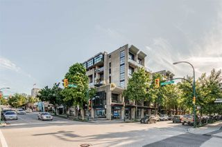 "Main Photo: 509 428 W 8TH Avenue in Vancouver: Mount Pleasant VW Condo for sale in ""XL Lofts"" (Vancouver West)  : MLS®# R2473418"