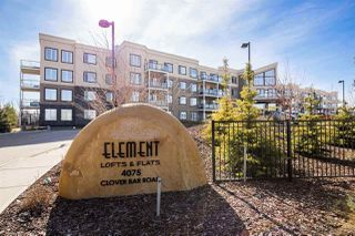 Photo 1: 421 4075 CLOVER BAR Road: Sherwood Park Condo for sale : MLS®# E4207269