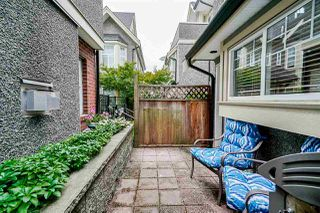 "Photo 24: 1644 E GEORGIA Street in Vancouver: Hastings Townhouse for sale in ""The Woodshire"" (Vancouver East)  : MLS®# R2480572"