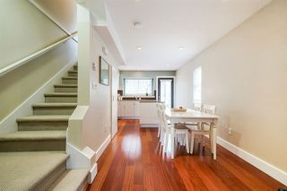"Photo 6: 1644 E GEORGIA Street in Vancouver: Hastings Townhouse for sale in ""The Woodshire"" (Vancouver East)  : MLS®# R2480572"