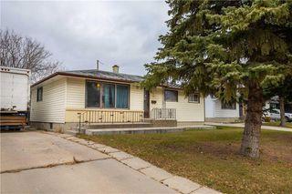 Photo 1: 98 Canoe Bay in Winnipeg: Westwood Residential for sale (5G)  : MLS®# 202026372