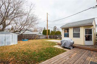 Photo 22: 98 Canoe Bay in Winnipeg: Westwood Residential for sale (5G)  : MLS®# 202026372