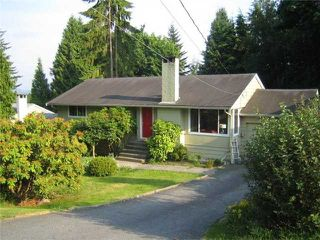 Main Photo: 1349 E 15TH Street in North Vancouver: Westlynn House for sale : MLS®# V869665