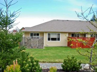 Photo 18: 5 2728 1ST STREET in COURTENAY: Z2 Courtenay City Row/Townhouse for sale (Zone 2 - Comox Valley)  : MLS®# 569195