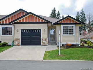 Photo 1: 5 2728 1ST STREET in COURTENAY: Z2 Courtenay City Row/Townhouse for sale (Zone 2 - Comox Valley)  : MLS®# 569195