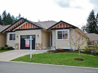 Photo 17: 5 2728 1ST STREET in COURTENAY: Z2 Courtenay City Row/Townhouse for sale (Zone 2 - Comox Valley)  : MLS®# 569195
