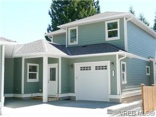 Photo 1: A 2139 Winfield Drive in SOOKE: Sk John Muir Strata Duplex Unit for sale (Sooke)  : MLS®# 293997