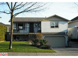 """Photo 1: 4500 BENZ in Langley: Murrayville House for sale in """"Murrayville"""" : MLS®# F1128832"""