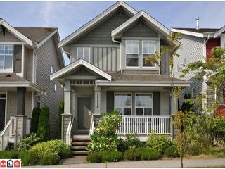 Photo 1: 15110 62ND Avenue in Surrey: Sullivan Station House for sale : MLS®# F1220672