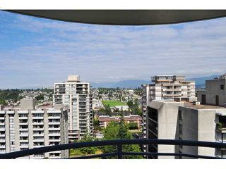 "Photo 1: # 1702 739 PRINCESS ST in New Westminster: Uptown NW Condo for sale in ""BERKLEY PLACE"" : MLS®# V967461"